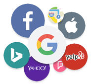 web platform logos